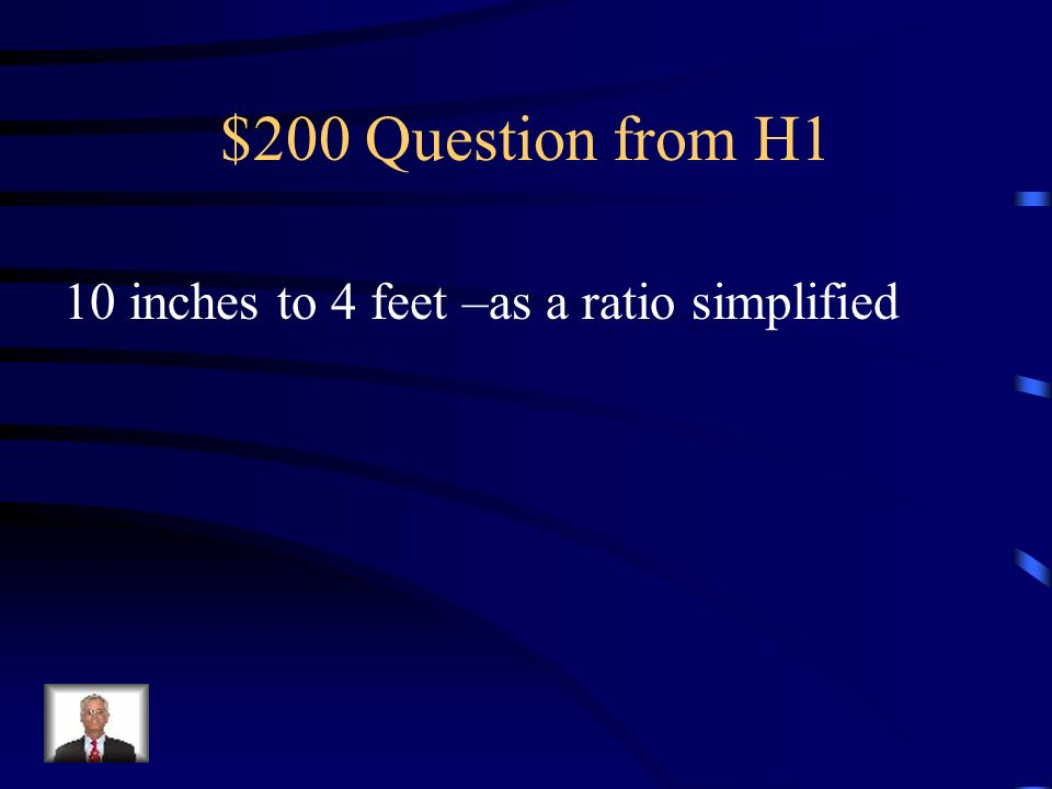 $200 Question from H4 18 is what percent of 125? 18 = x 125 100