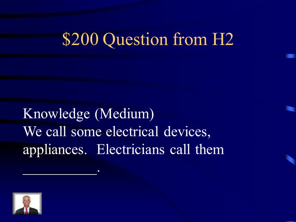 $100 Answer from H2 A dry cell changes chemical energy to electrical energy.