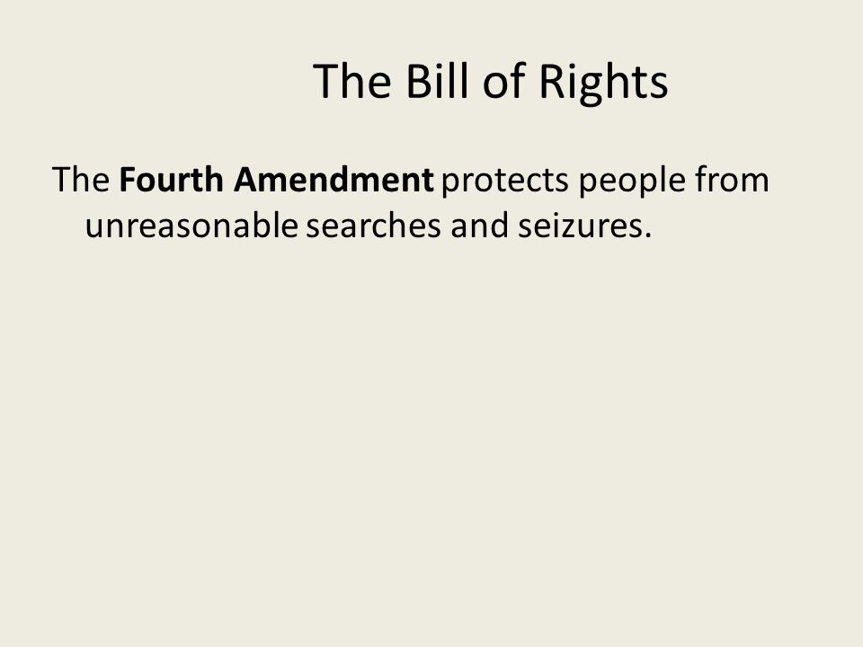 The Bill of Rights The Fifth Amendment guarantees each person the right to a fair trail (due process), no one can be charged twice for the same crime (double jeopardy), people in the U.S.