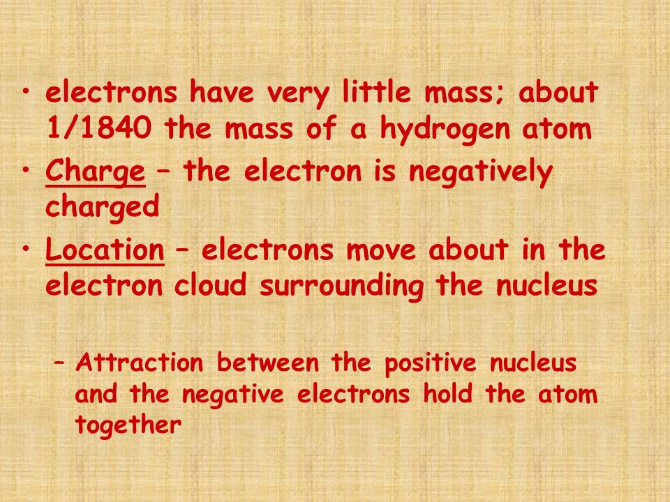 Cathode-Ray Tube opposites attract These electrons came from the matter ( or atoms) of the negative electrode. Click here