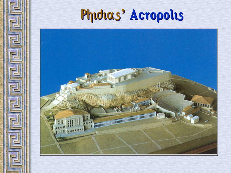 Phidias Acropolis