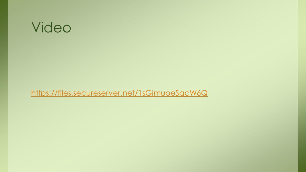 https://files.secureserver.net/1sGjmuoeSqcW6Q Video