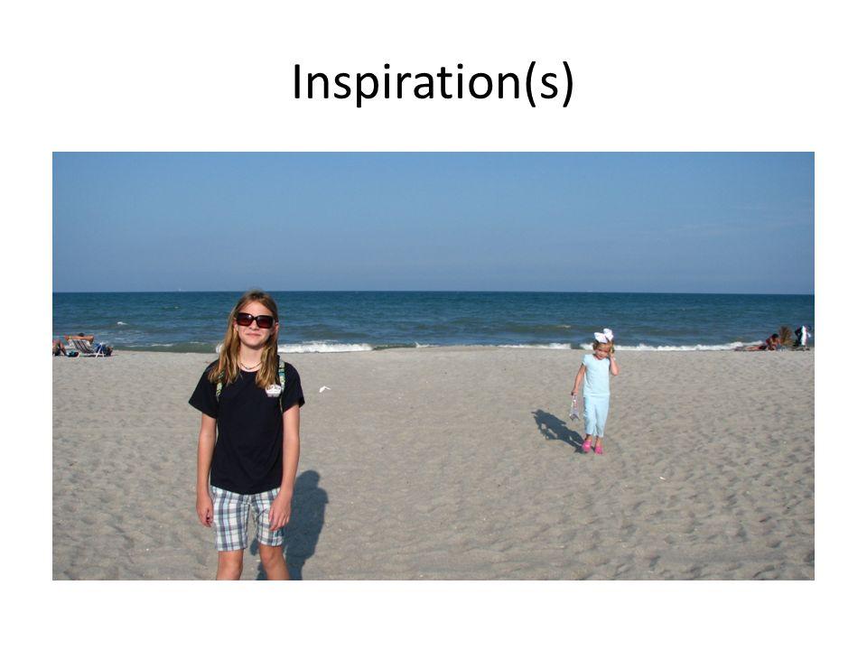 Inspiration(s)