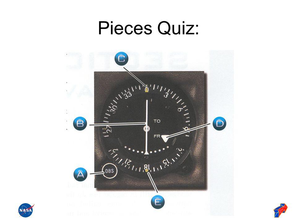 Pieces Quiz: