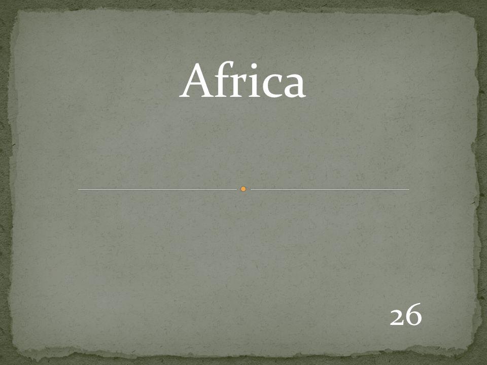 26 Africa