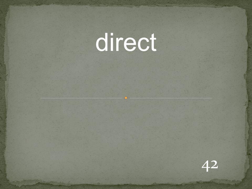 42 direct