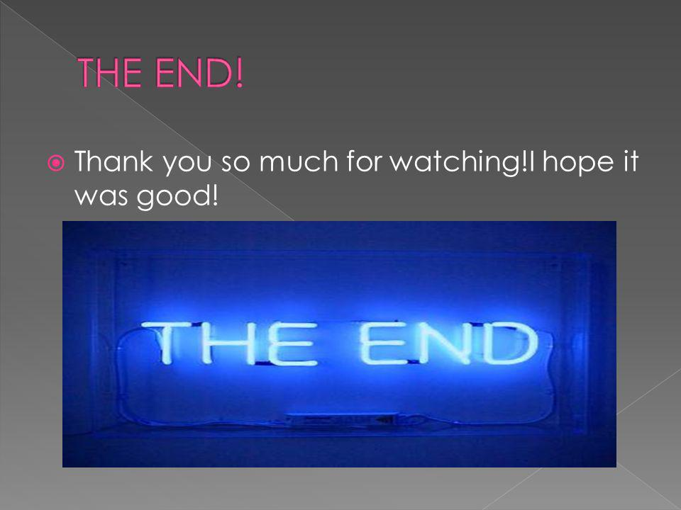 Thank you so much for watching!I hope it was good!
