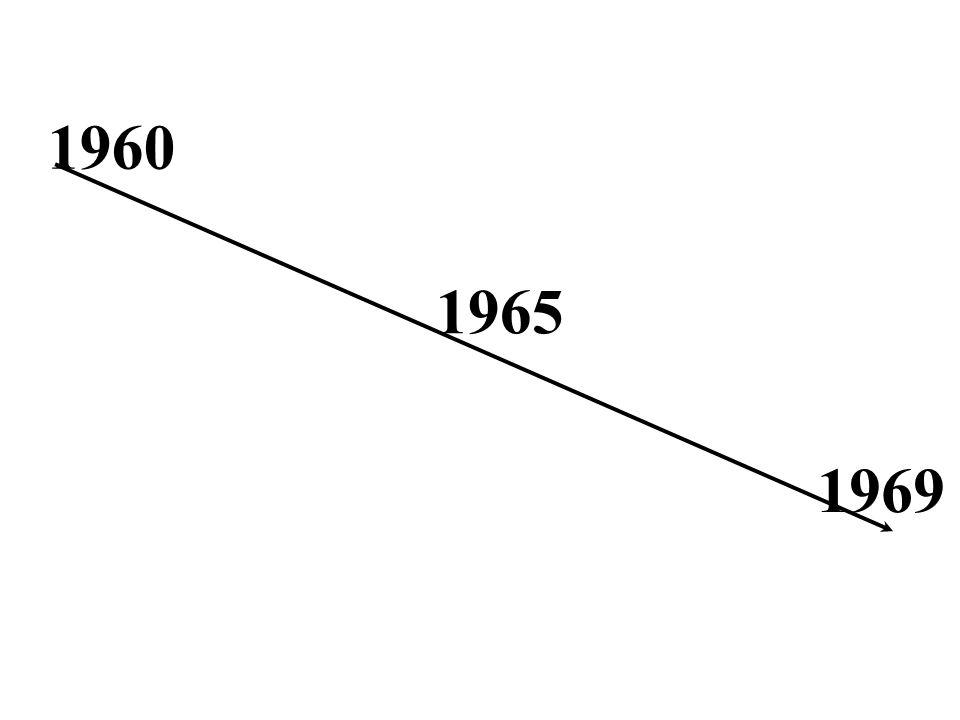 1960 1969 1965