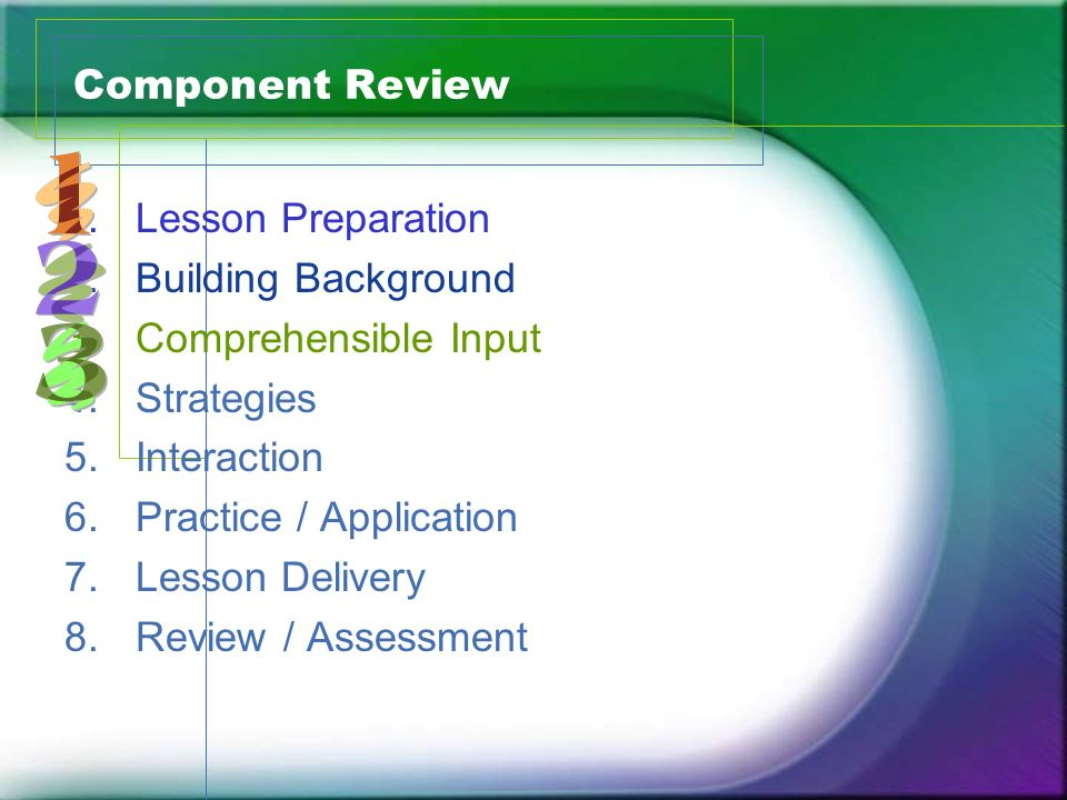 Content Objectives: Select learning strategies appropriate to lesson objectives Recognize value of scaffolding instruction and identify techniques to scaffold Language Objectives: Identify learning strategies to use with students Recall and share details about this lesson with the large group