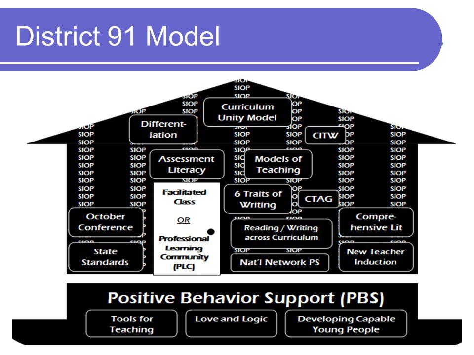 District 91 Model