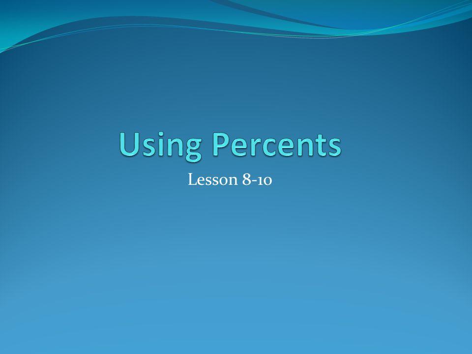 Lesson 8-10