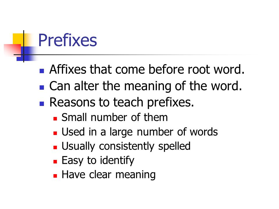 PAVE Procedure Direct Explanation Explain to student that PAVE can help them determine meaning to unfamiliar words.