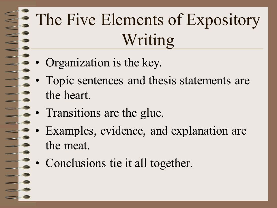 How to Write Topic Sentences and Thesis Statements | Education
