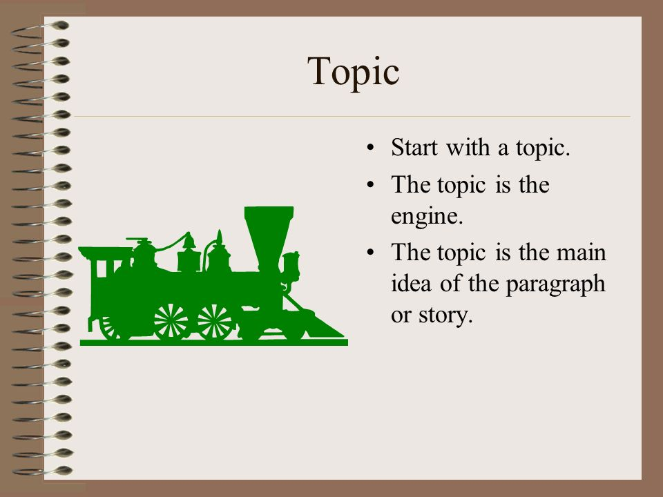 14 Methods for Writing a Topic Sentence (or Thesis Statement).