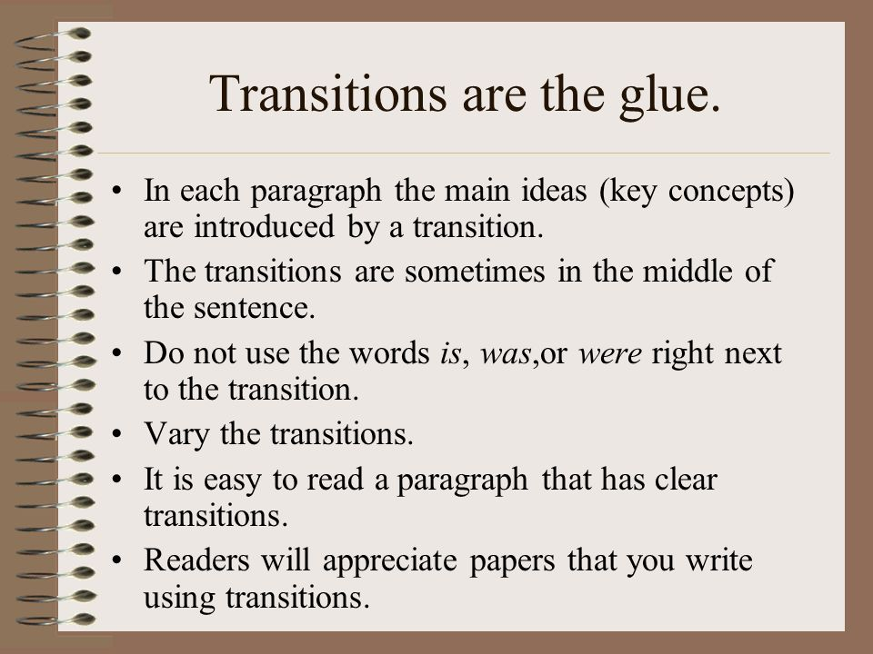 transition sentences in essays << college paper service transition sentences in essays