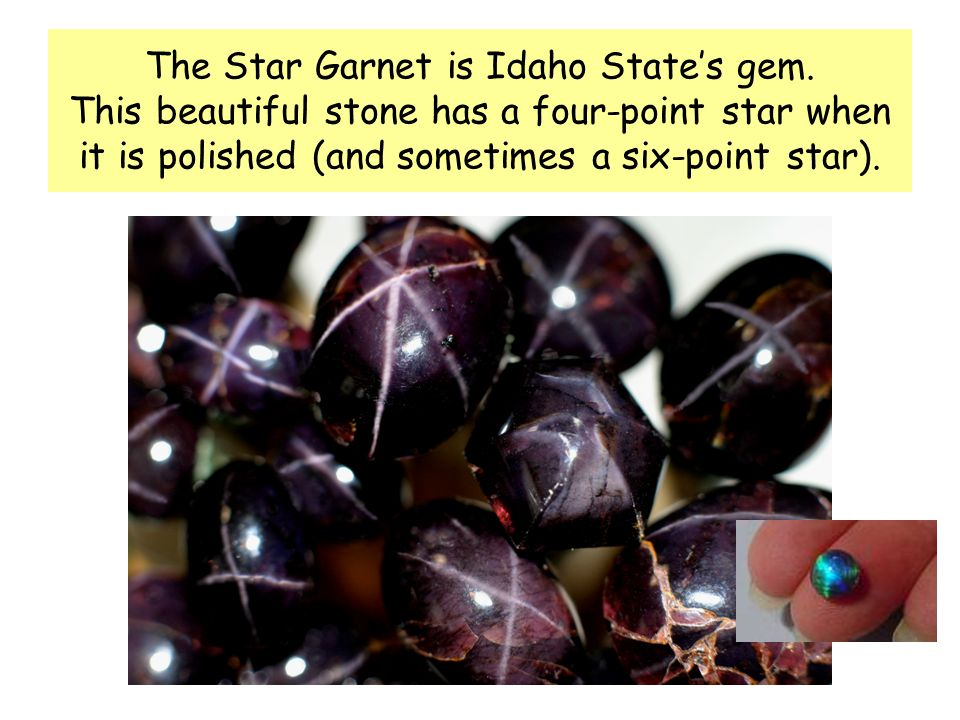 Now that you have seen some of our Idaho States wonderful sights.