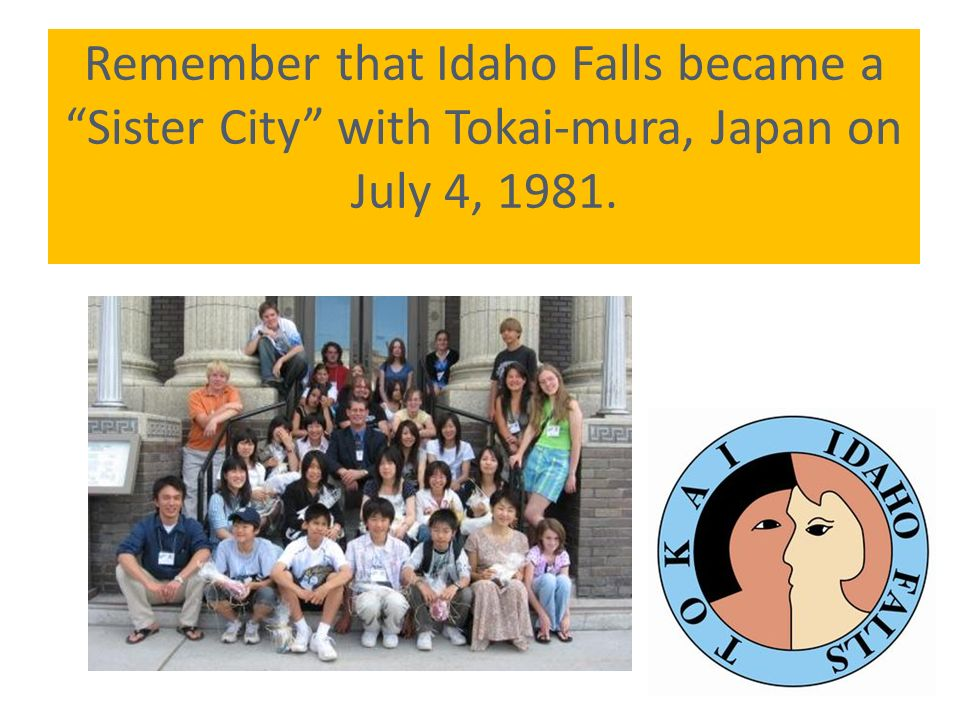 Unit 4 Culture and Customs Tokai Mura 3 rd Grade Social Studies