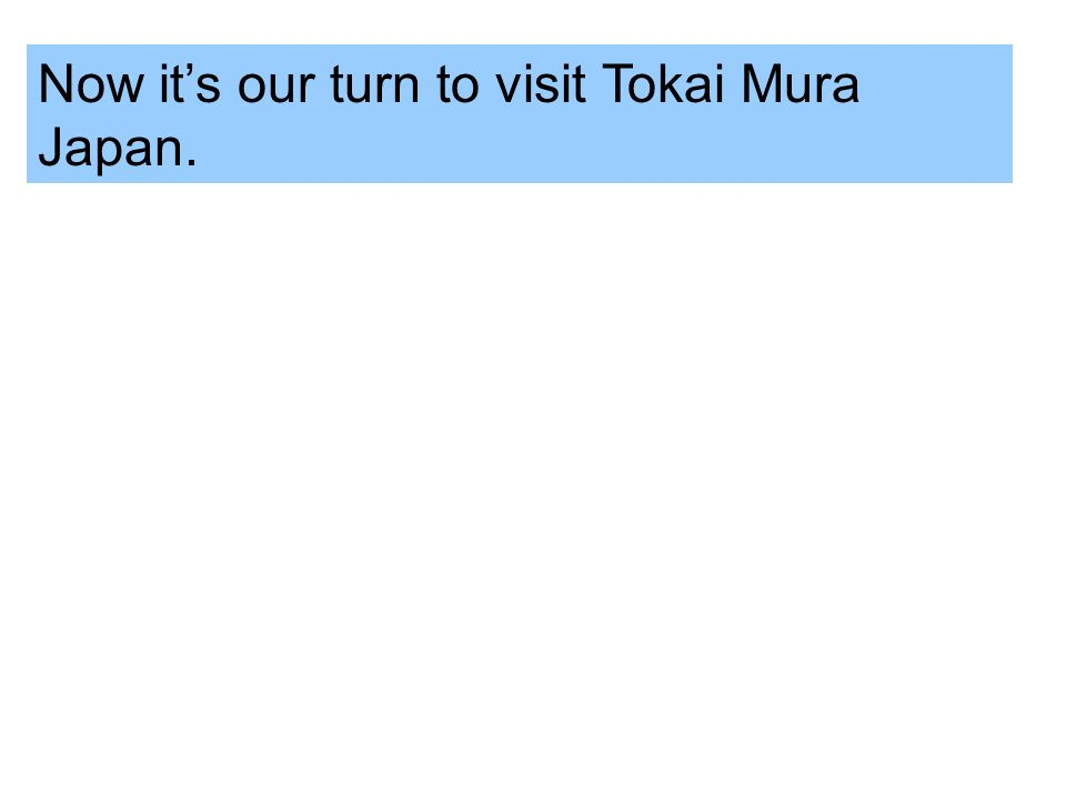 Tokai Mura students visited us in Idaho Falls.