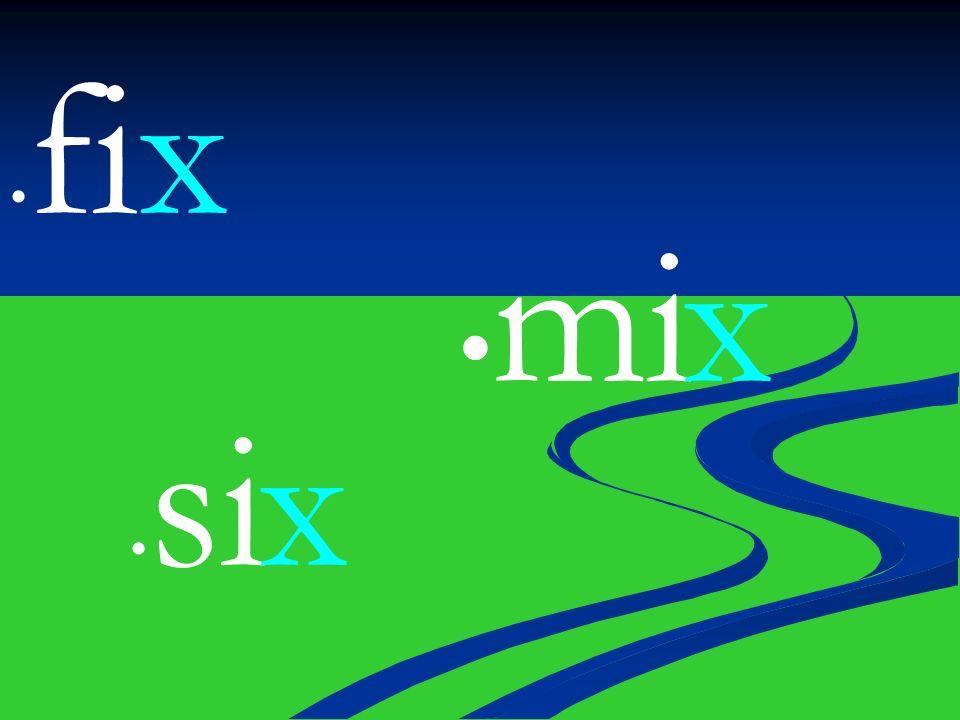 fix mix six