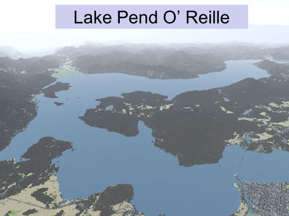 Lake Pend O Reille