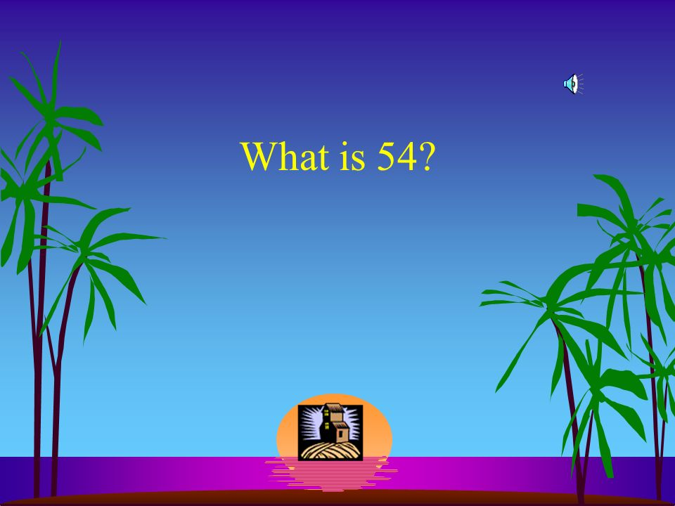 What is 9?