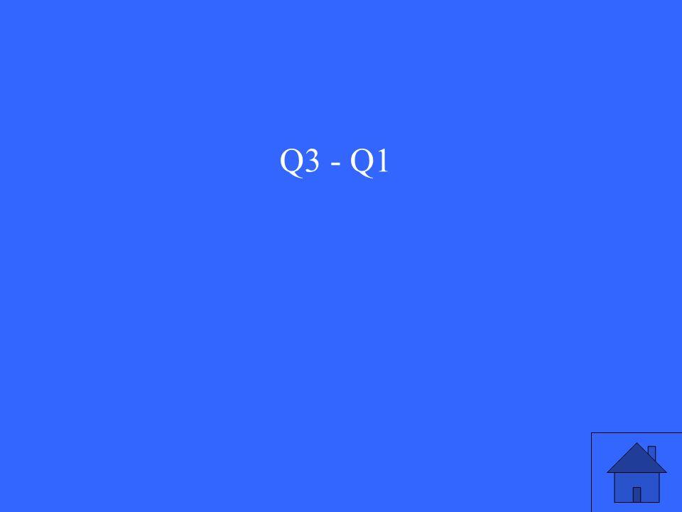 Q3 - Q1