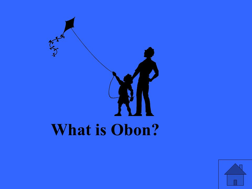 What is Obon?