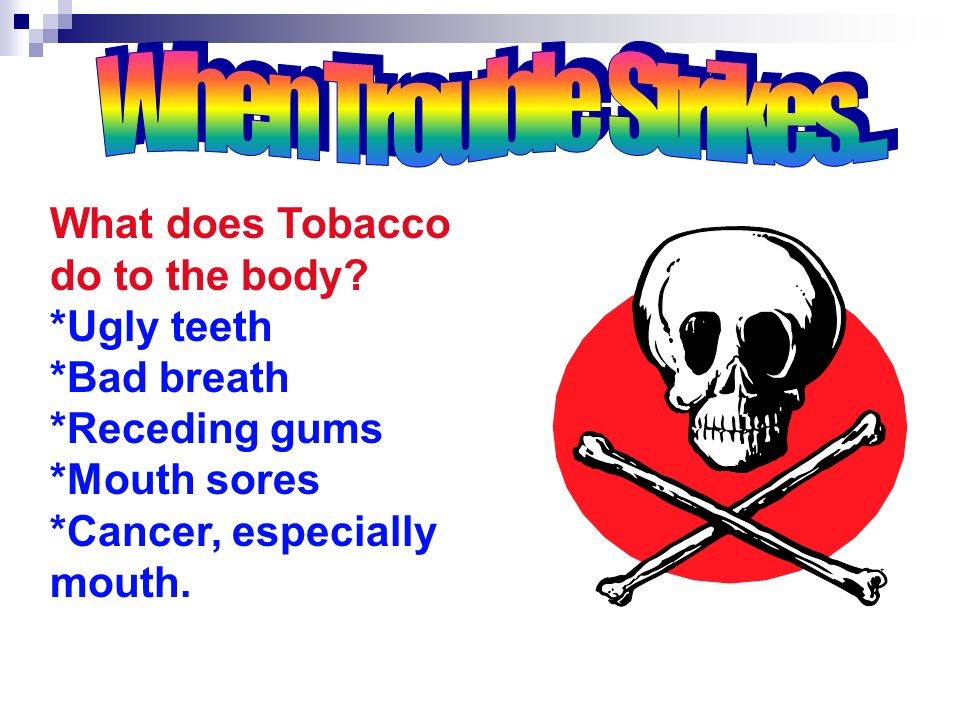 Dont Use Tobacco