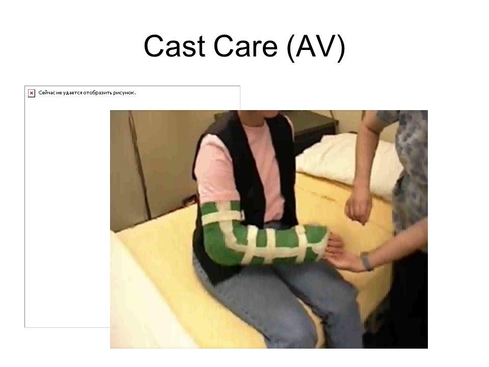 Cast Care (AV)