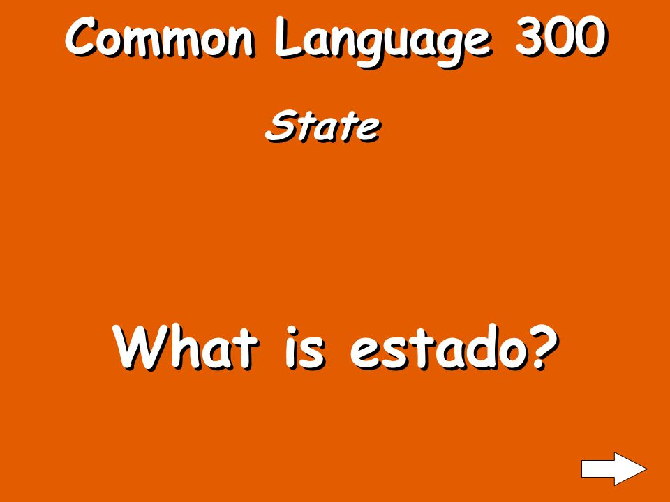 Common Language 200 Country What is el pais