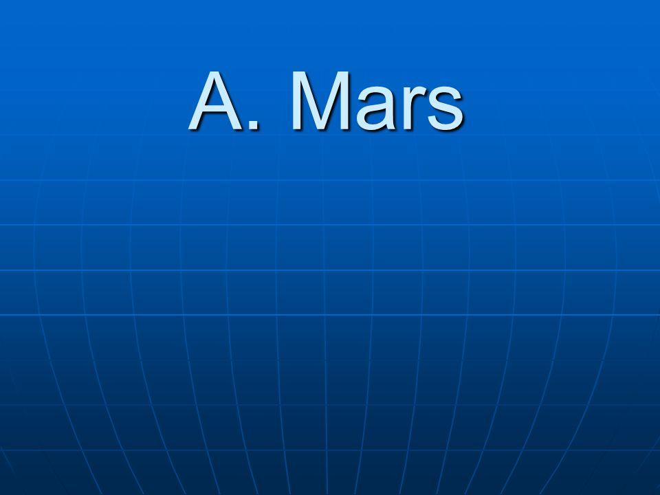 A. Mars