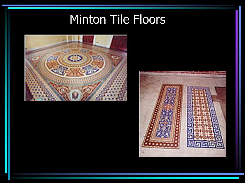 Minton Tile Floors