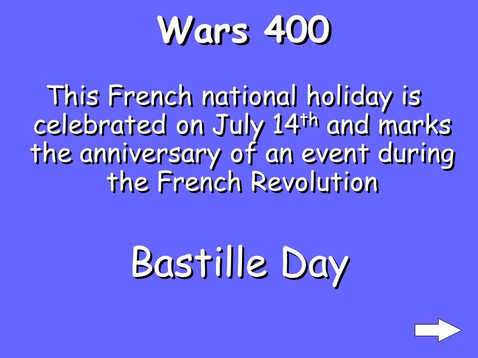 Wars 300 A violent war between Catholics and Protestant Huguenots took place in this country France