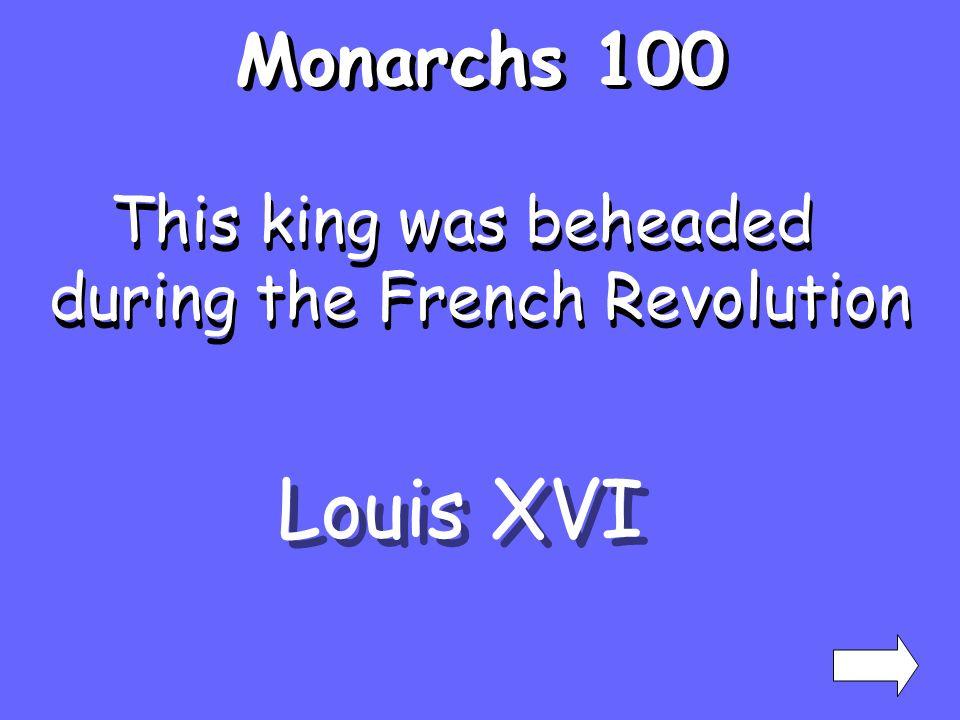 European Monarchs 300 400 500 100 200 300 400 500 100 200 300 400 500 100 200 300 400 500 100 200 European Geography European Wars European History Vocabulary Created by: Andrea Trivisonno: