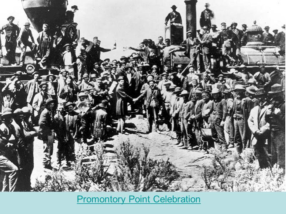 Promontory Point Celebration