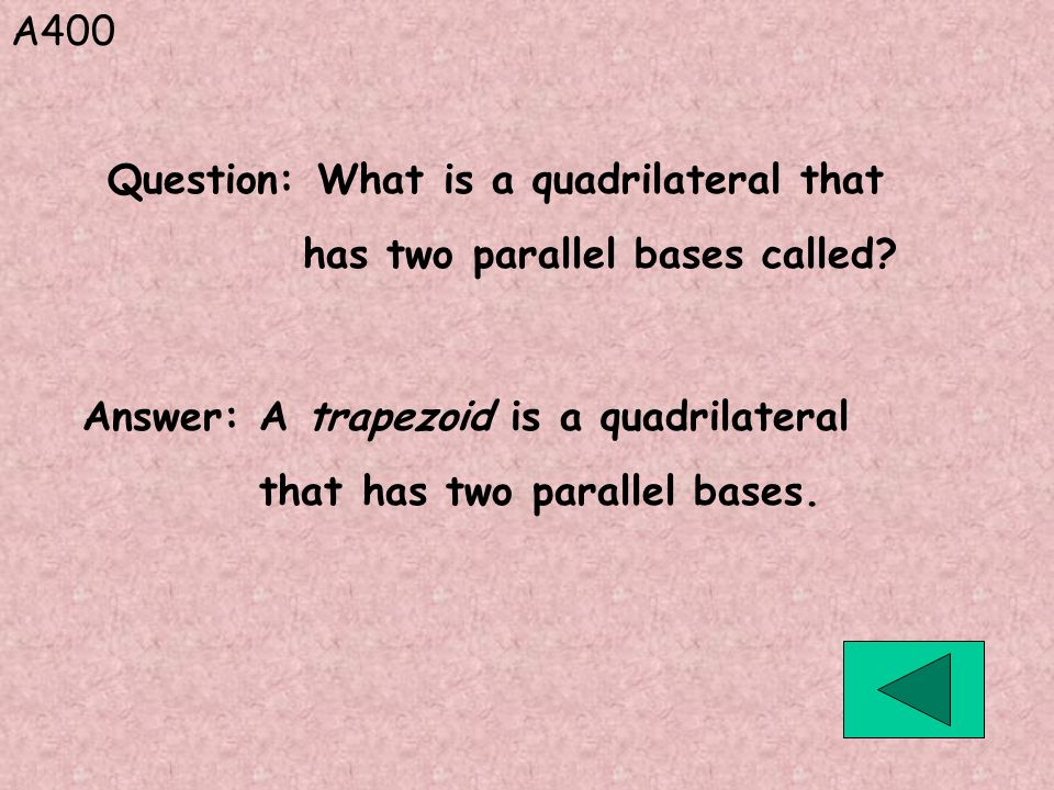 C500 Answer: (Notice that one of the bases is measured in meters!!!) The area of the trapezoid is 780 square centimeters.