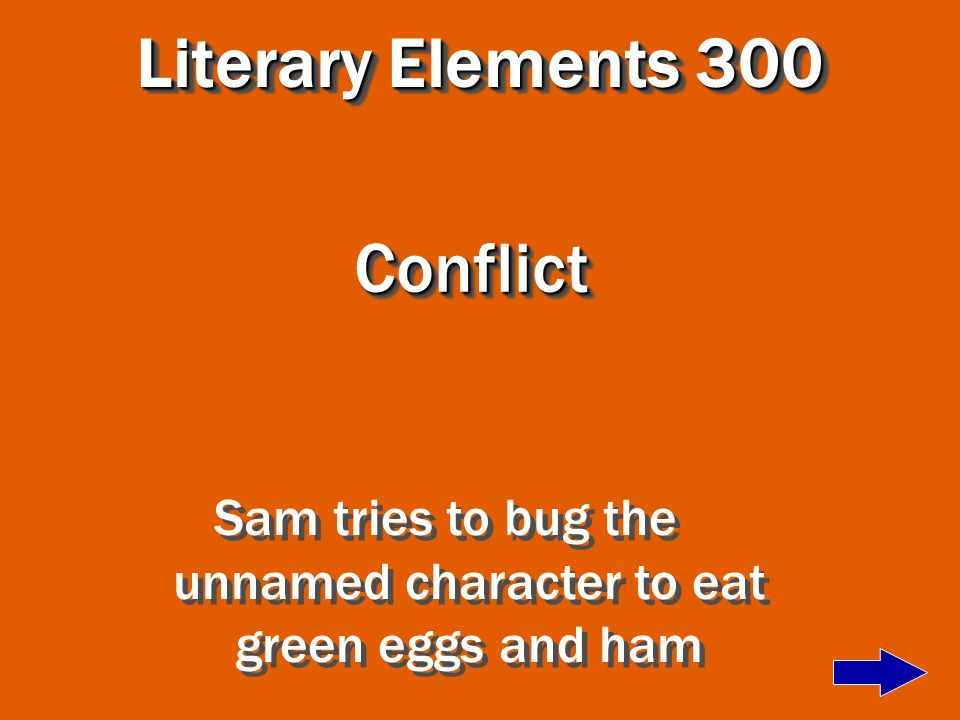 Literary Elements 200 SettingSetting In the unnamed characters house