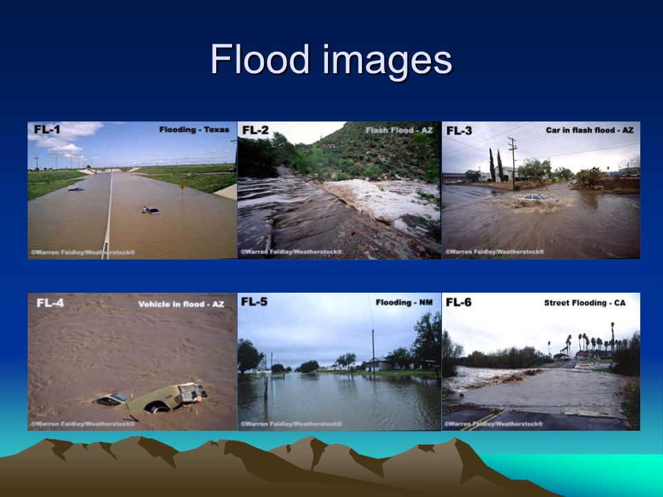 Flood images