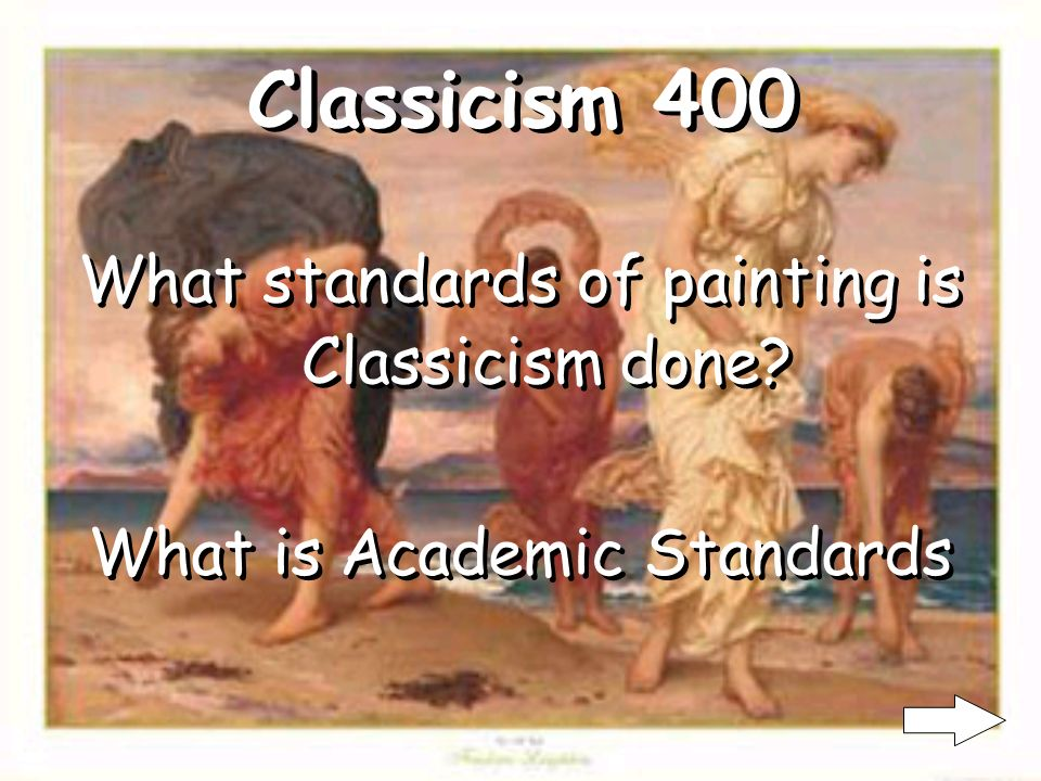 Classicism 300 What is the Western Europeans great popular interest in the region s lost civilizations and exotic cultures What fuelled the rise of Classicism in Britain