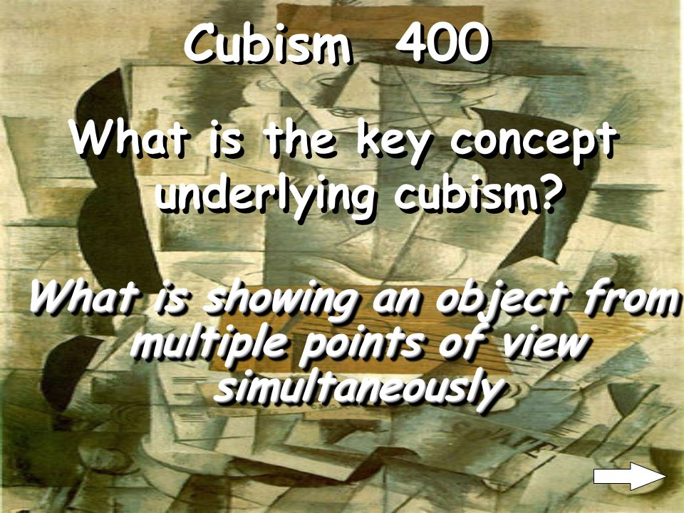 Cubism 300 What is Tribal Art What type of art was cubism most influenced by
