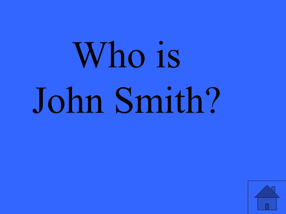 Who is John Smith