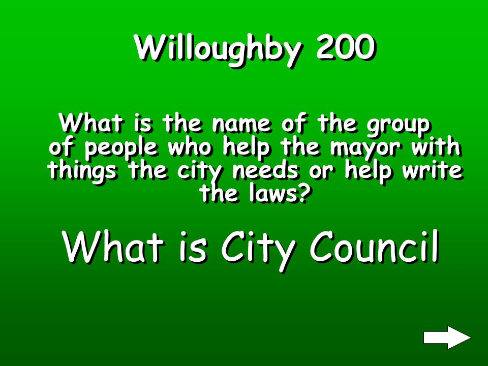 Willoughby 100 Who is Willoughby s Mayor Who is Mayor David Anderson