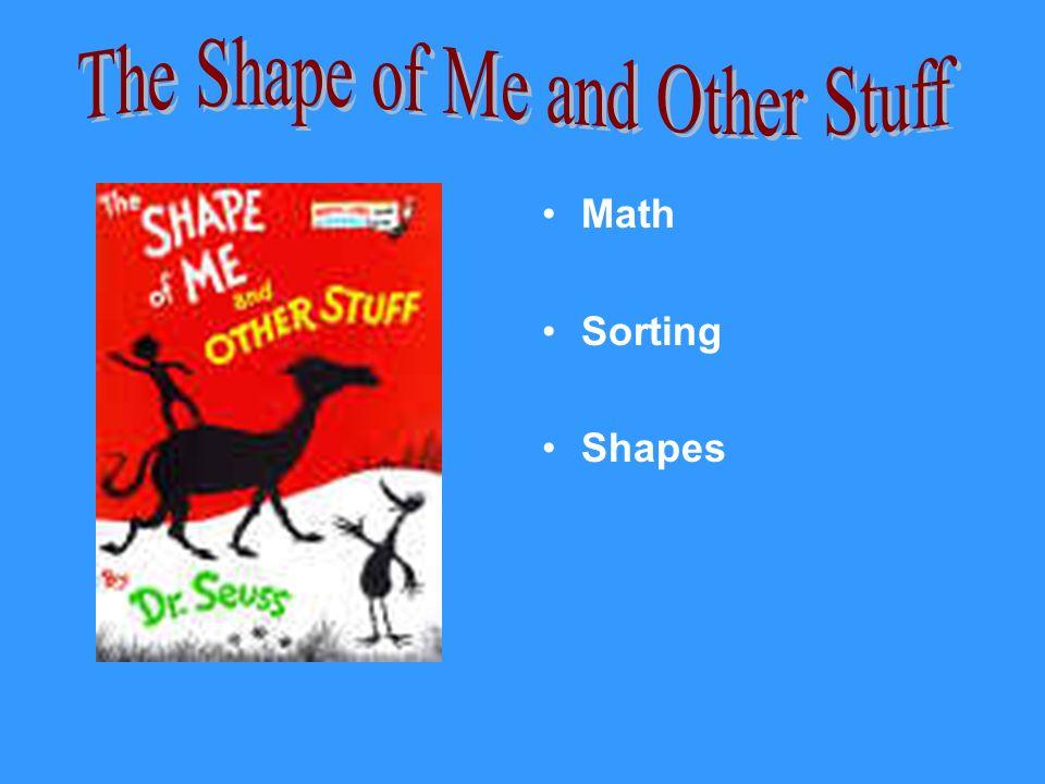 Math Sorting Shapes