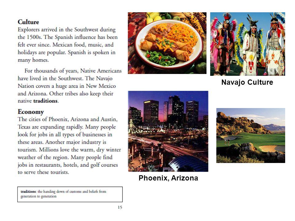 Phoenix, Arizona Navajo Culture