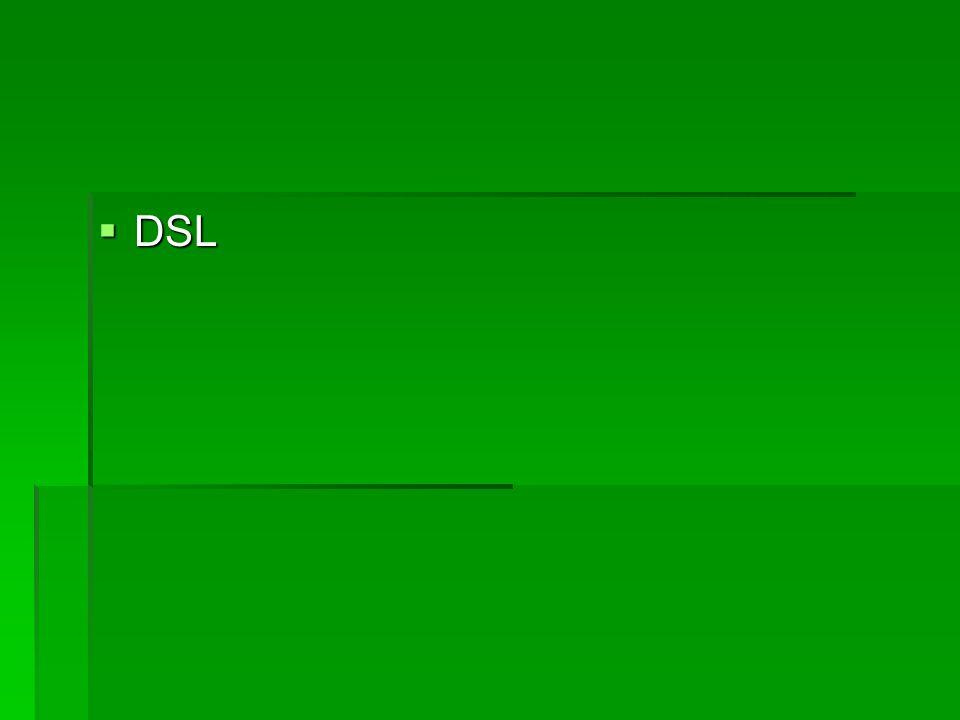 DSL DSL