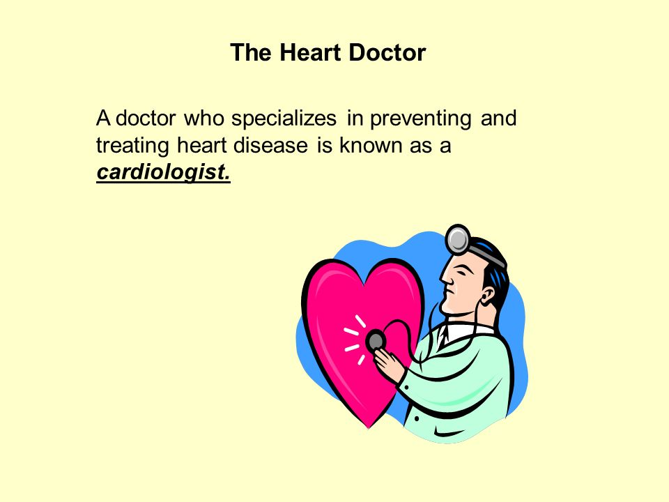 The right side of your heart receives blood from the body and pumps it to the lungs. The left side of the heart does the exact opposite: It receives b