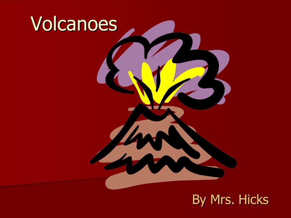 Parts of a Volcano Magma Lava Crater Cone Volcano