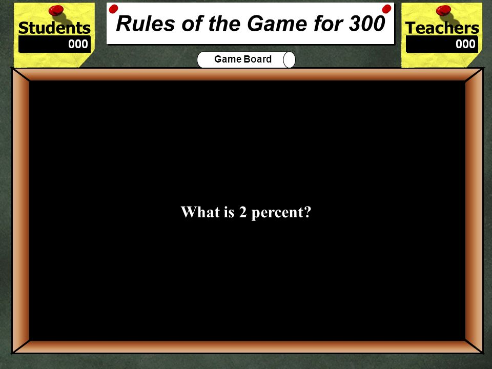 StudentsTeachers Game Board Name the two stock markets that are used for The Stock Market Game.
