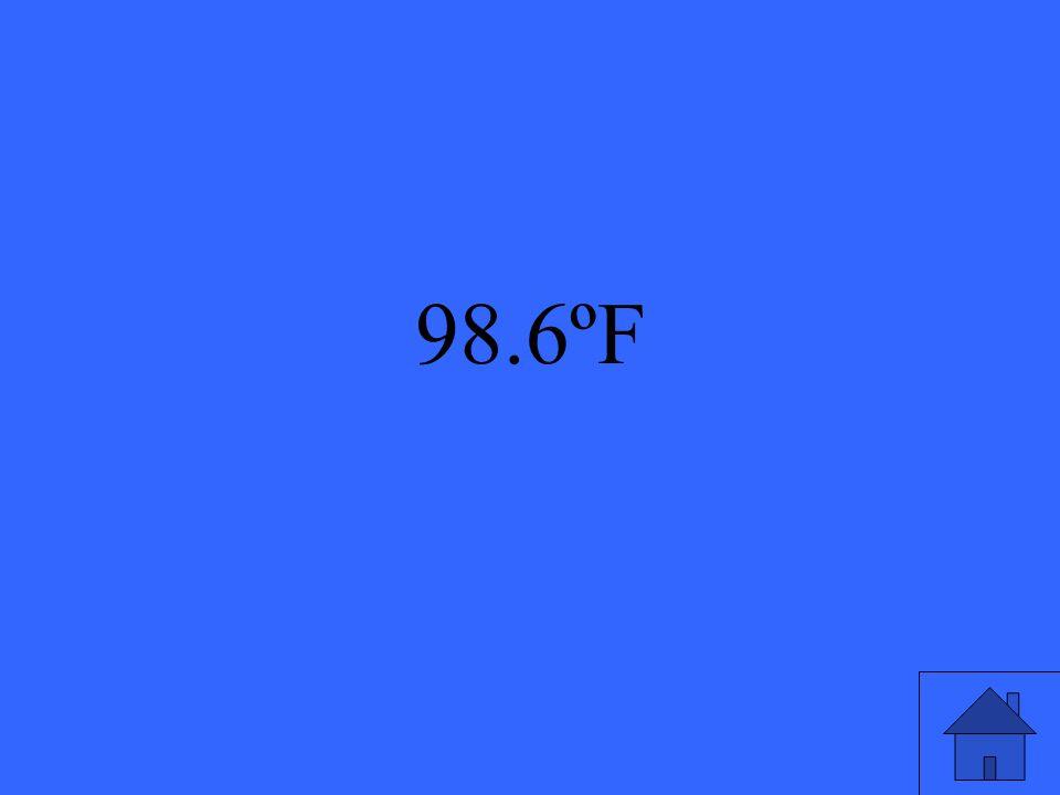 98.6ºF