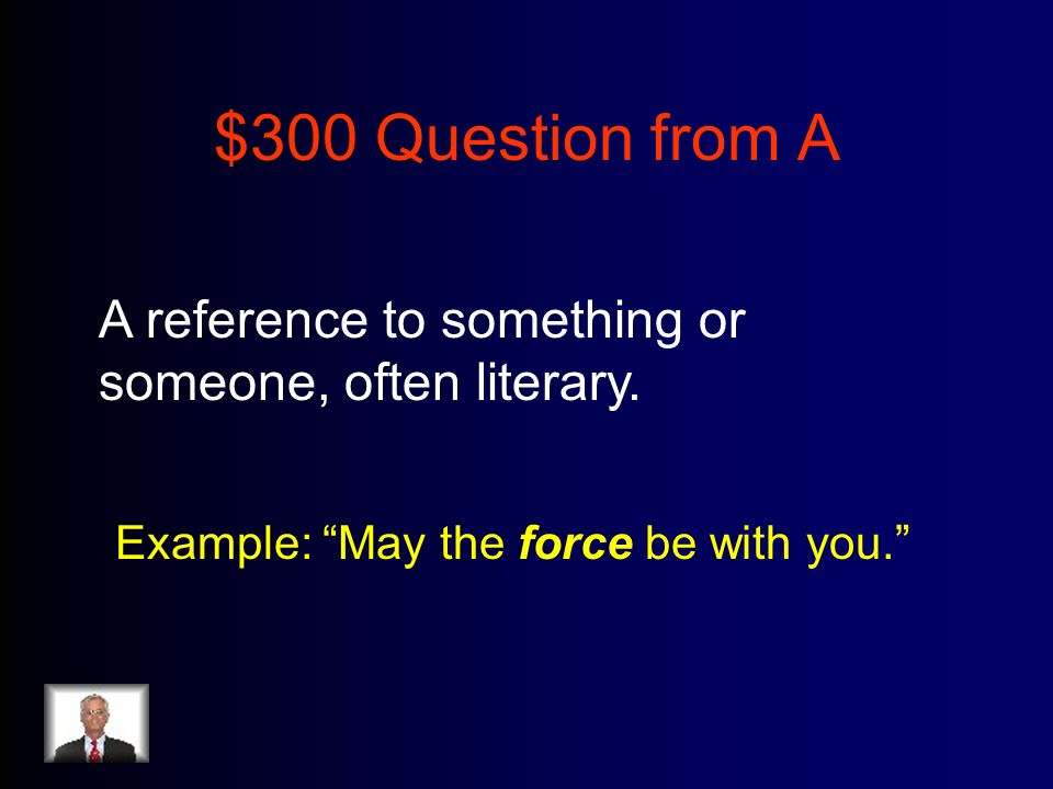 $300 Answer from E-F Fable